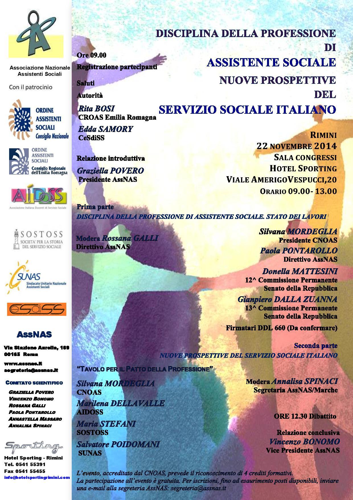 Seminario AssNAS 2014-1