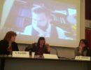 Andrea Bilotti, in collegamento Skype