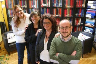 Presidente: Barbara Rosina, Vice Presidente: Paola Vaio, Segretario: Alessandro Andretta, Tesoriere: Anna Maria Veglia